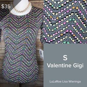 LuLaRoe Valentine's Collection GiGi